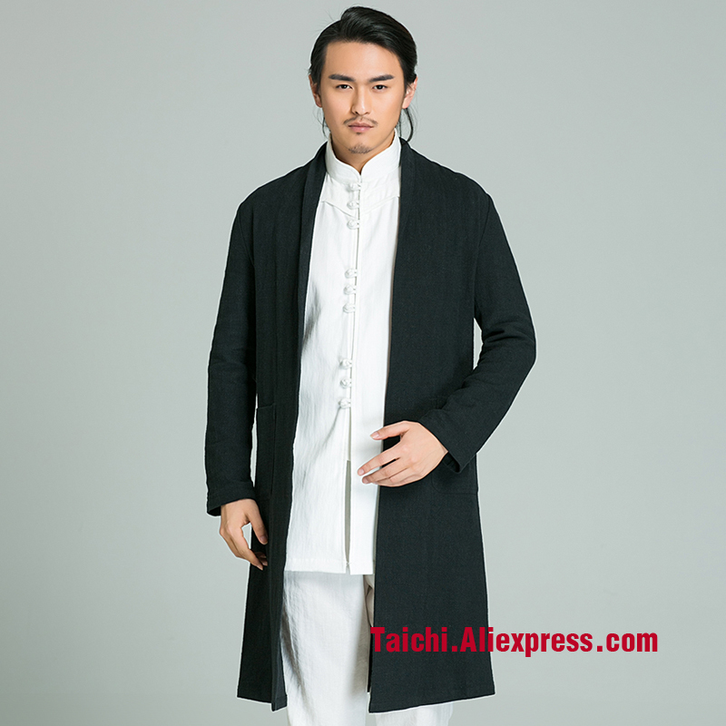 Handmade Linen Tai Chi , Kung Fu,martial Art Robe,only Robe,only One Piece