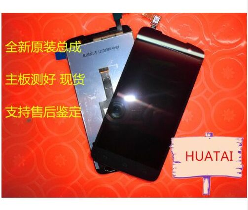 все цены на  For BenQ F5 LCD Display with Touch Screen Digitizer black Color by free shipping; 100% Warranty  онлайн