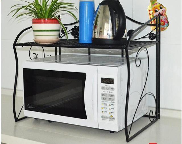 forg fer micro ondes grille du four tag re le terrain double four dans bureaux d 39 ordinateur de. Black Bedroom Furniture Sets. Home Design Ideas