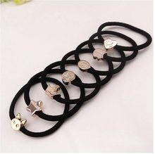 Free shipping! Rubber band  2016 Fashion  Women Elastic Hair Bands High Quality Elastic Hair Bands hair accessorie Hair ropes