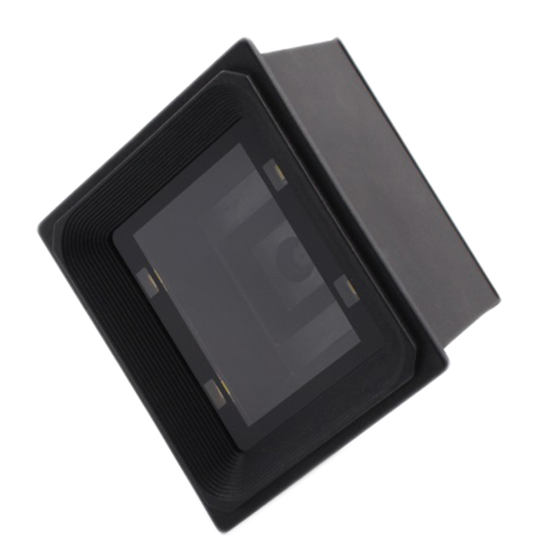Wiegand USB support fixe intégré 2D lecteur de codes à barres Module moteur Qr lecteur de code kiosque pour système de contrôle d'accès au stationnement - 2