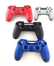 PS4 Pro 4,0 Controller JDS040 JDM-040 V2 Front Zurück Kunststoff Oberen Gehäuse Shell Fall Für Playstation 4 pro Gen 2 Gamepad