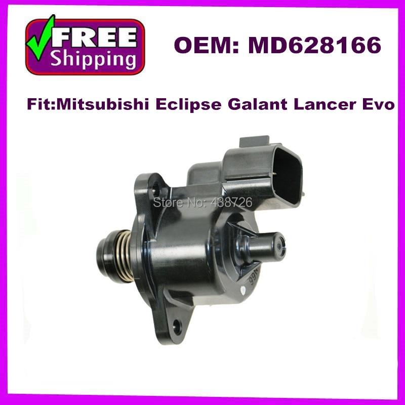 OEM MD628318 MD62816 1450A069 Idle Air Control Valve Step motor for Mitsubishi Eclipse Galant Lancer Evo 2.4L 2.0L