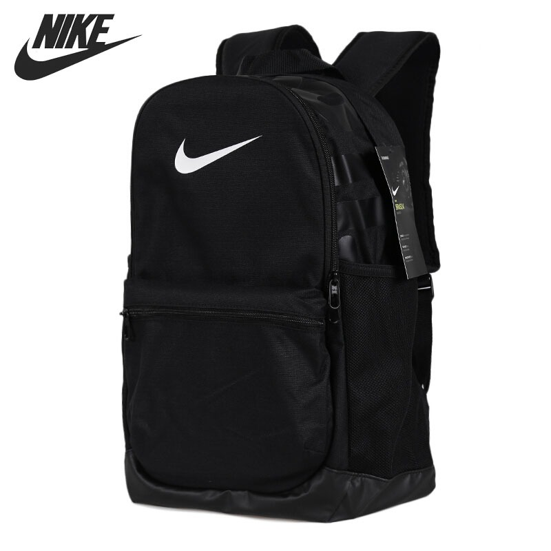 Original New Arrival 2018 NIKE BRSLA M BKPK Unisex Backpacks Sports Bags nike рюкзак nk brsla m bkpk