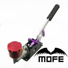 MOFE Locking Horizontal Vertical Rally Drift Handbrake Hydraulic Hand Brake with Oil Tank + Fitting + Oil Pipe
