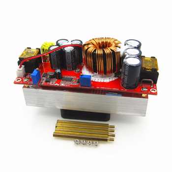 1500 w 30a dc-dc Boost convertisseur Module d'alimentation In10 ~ 60 v sortie 12 ~ 90 v nouvelle unité électrique 5 pièces