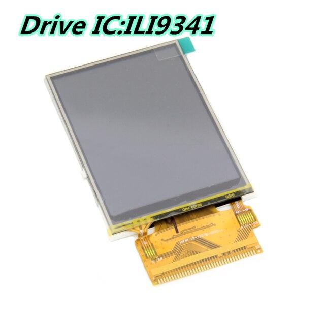 NoEnName_Null 3.2 pulgadas ILI9341 Drive color bruja pantalla táctil ...
