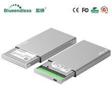 Blueendless HDD Hard Drive Disk type C sata to USB 3 1 500GB 1TB 2TB Portable