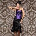 ГОРЯЧАЯ ПРОДАЖА Женщины корсетные корсет топ белье corsetto корсеты и bustiersS Ml XL XXL корсеты