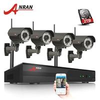 8CH H 264 NVR System Sony Sensor 2 0 MegaPixel 1080P Full HD Wireless WIFI Network