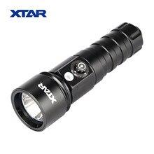 XTAR – lampe de poche D26 CREE XM-L U3 à LED 1100Lumen, 4 modes d'éclairage, pour la plongée, avec 1 batterie 18650/26650