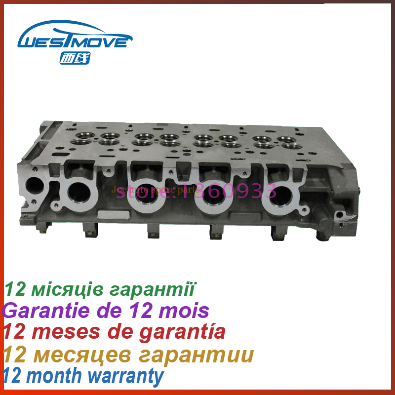 Back To Search Resultsautomobiles & Motorcycles G9t G9u To Be Highly Praised And Appreciated By The Consuming Public Auto Replacement Parts Cylinder Head 7701476952 7701474144 7701474715 4416483 4412023 908797 908 797 For Nissan Opel Renault 2.2l 2.5l Engine