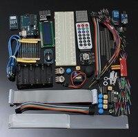 2015 High Quality Best Price Ultimate Starter Kit For 1602 LCD Servo Motor LED Relay RTC