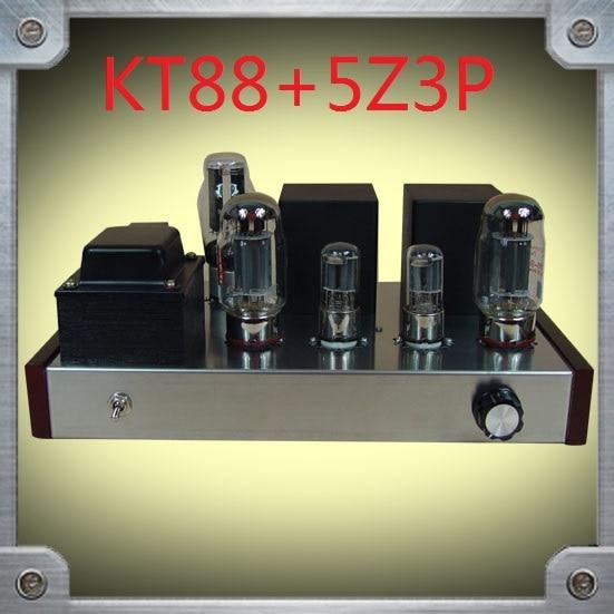 2017 Nobsound édition limitée chef-d 'œuvre 6N8P boost KT88 + 5Z3P single ended tube amplificateur à tubes bricolage Kits 16 W + 16 W