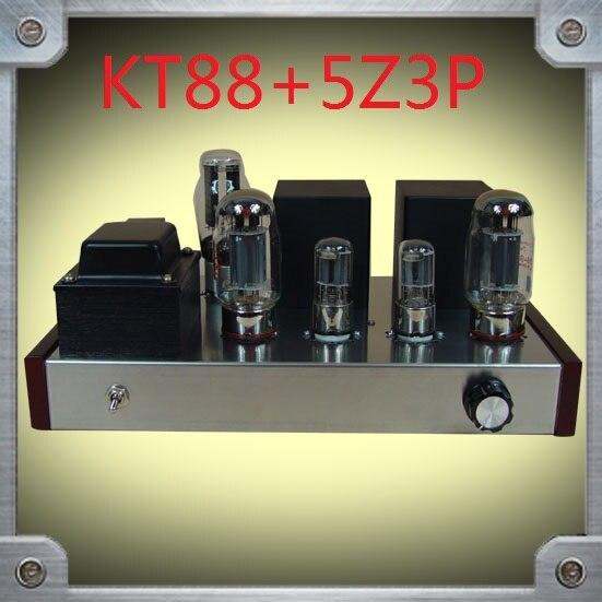 2017 Nobsound Ограниченная серия шедевр 6N8P boost KT88 + 5Z3P несимметричный шланг усилитель DIY Наборы 16 W + 16 W