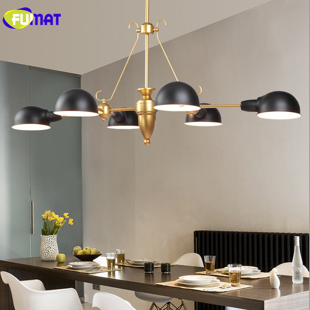Incroyable FUMAT Chandeliers Modern Living Room Hanging Lamps Nordic Study Light  Bedroom Dinning Room LED Chandelier Lamps
