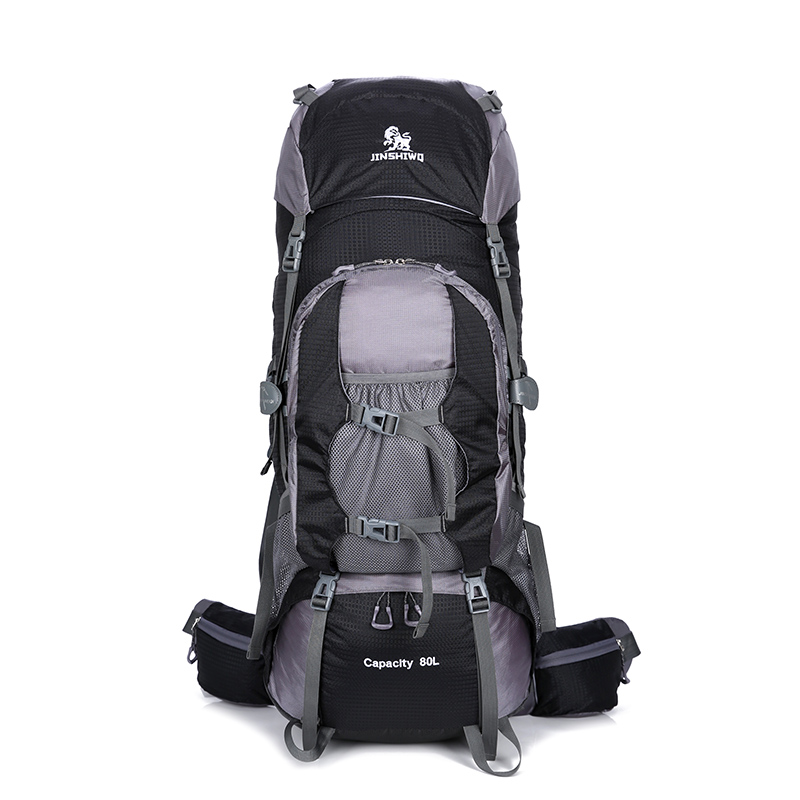 Large Capacity 80L Men Backpack Travel Male Casual Rucksack Mochila Escolar Waterproof Camping Hiking Sport Bag