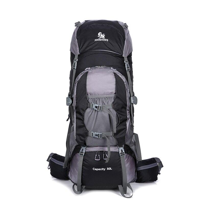 Большой ёмкость 80L для мужчин рюкзак путешествия мужской повседневное Mochila Escolar водостойкий Кемпинг пеший Туризм Спортивная Сумка