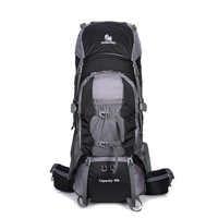 Large Capacity 80L Men Backpack Travel Male Casual Rucksack Mochila Escolar Waterproof Camping Hiking Sport Bag For Climbing