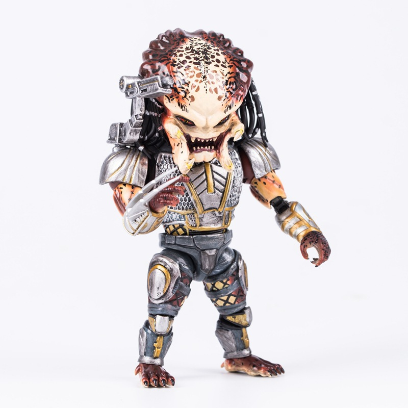 17 cm Cartoon Aliens Vs Predator Requiem Creative Anime Action Figure Film D'horreur Le Prédateur Mobile Ver Modèle Décoration Poupée