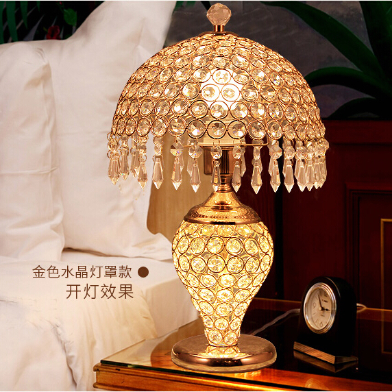 2016 time limited top fashion table lamps european style fashion 2016 time limited top fashion table lamps european style fashion upscale k9 crystal shade aloadofball Image collections