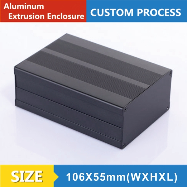 new aluminum project box enclosure case electronic diy case diy rh aliexpress com