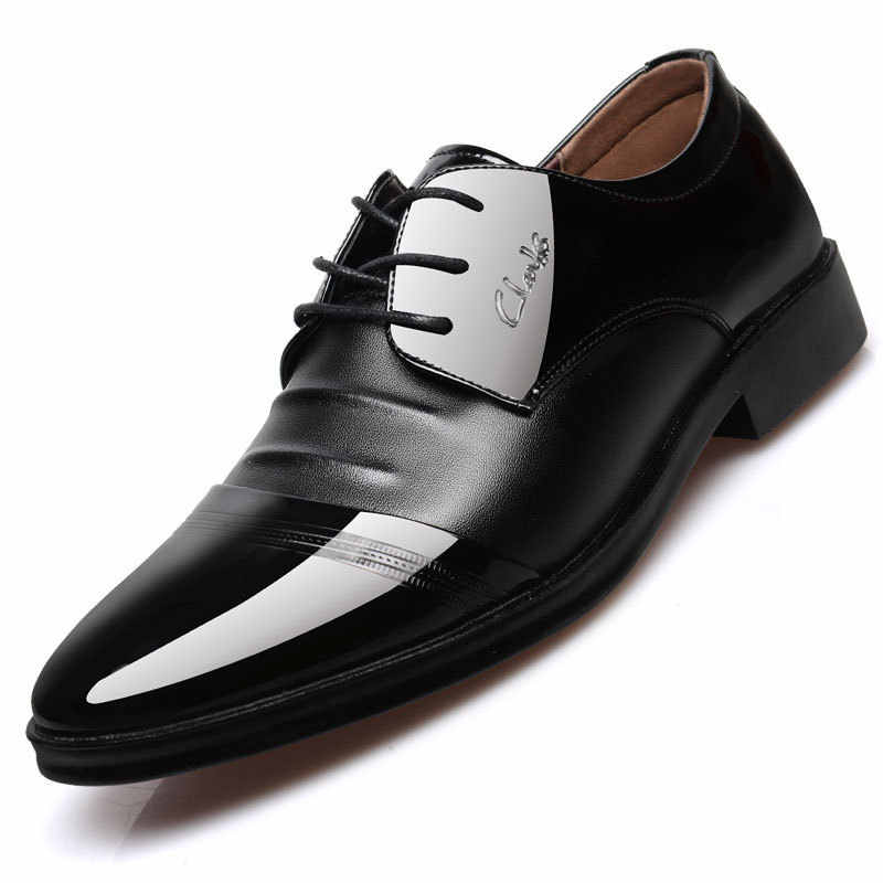 Male Dress Leather Man England Men Shoes Leather Fashion Hot Selling Dress Leather Shoes Leather Casual Shoes Men