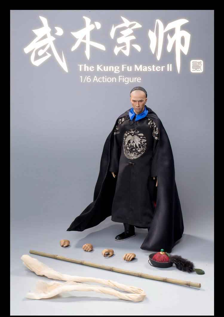 Action Figure Gift Toy ACE TOYZ 1//6 Martial Arts Master 2 Full Box Doll AT-008