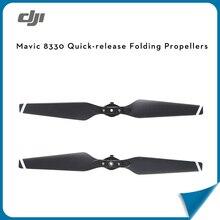 (In stock) 100% Original DJI Mavic 8330 Quick-release Folding Propellers Blades for DJI Mavic Quadcopter Drone Free Shipping