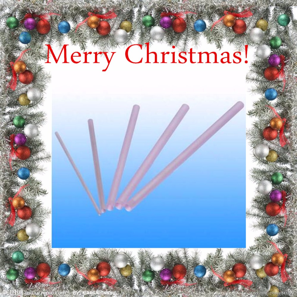 Christmas price YAG crystal rod for laser machine with discount 7*145mm 3*65mm
