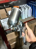 JETYOUNG FREE Shipping K S Chemical Spraygun Stainless Steel For Chrome Spray Plating Candy Paint Car