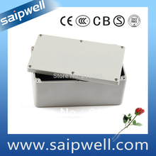 Saipwell Aluminum Enclosure, Waterproof Aluminum Box With High Quality 188*120*78mm Size Type SP-AG-FA3