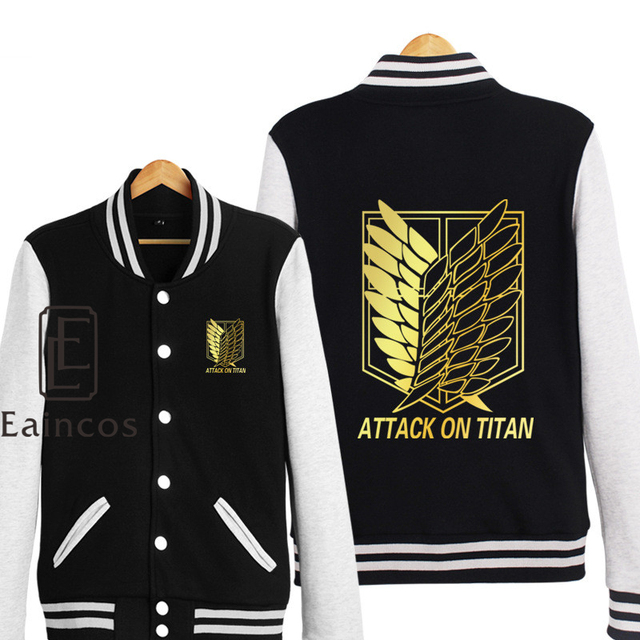 Attack on Titan Corps Bomber Jacket