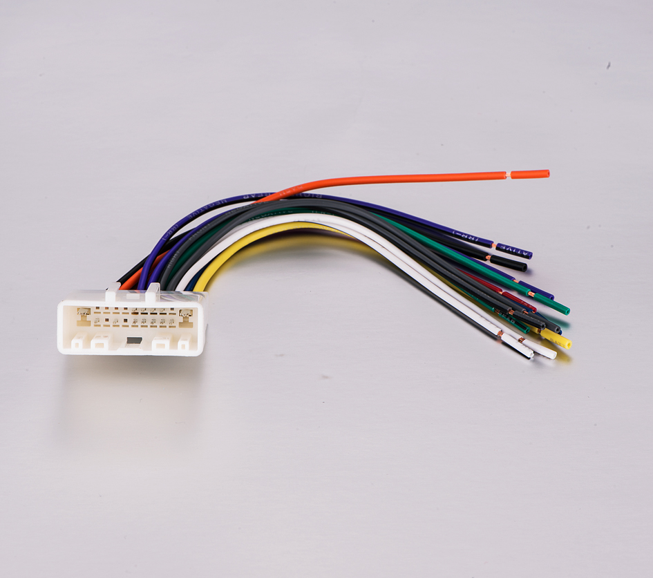Nissan Infiniti Car Radio Wiring Harness Wire Adapter Sk7550 11 Rated