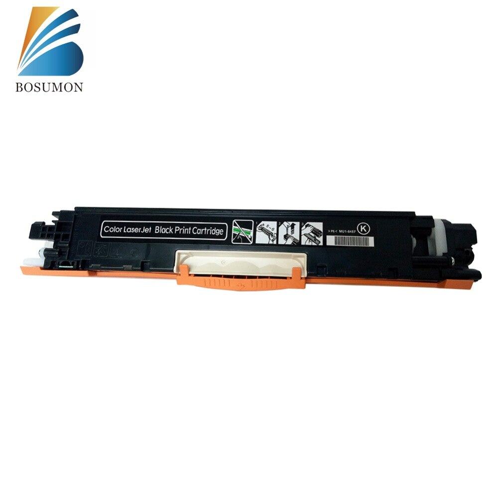 Chip for hp colour cf 400 a cf 400 m252dw m 277n m 252 mfp 252 n - 130a Cf350a Color Cartucho De Toner Compatible Para Hp Color Laserjet Pro Mfp M176n M176