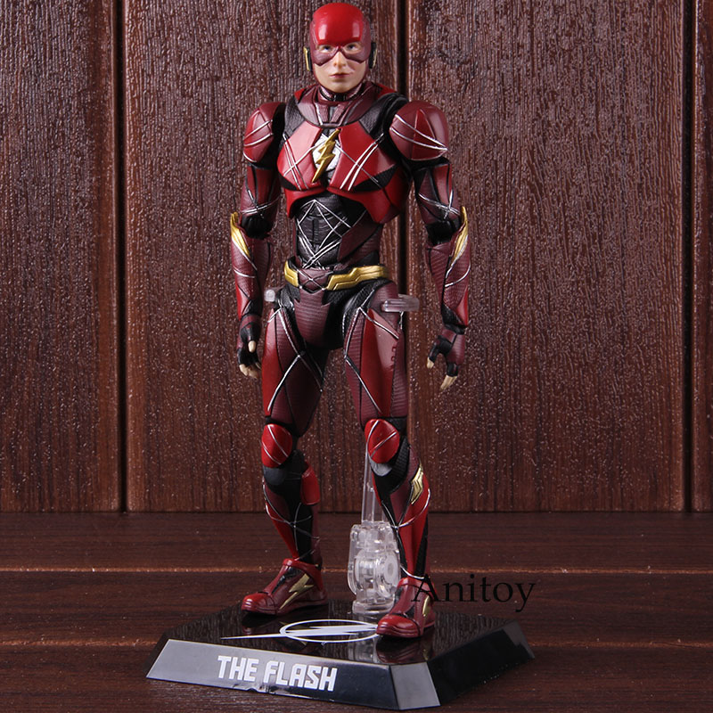 Beast Kingdom The Flash DAH-006 Justice League 1/9 Scale PVC Flash Action Figure Collectible Model Toy 1