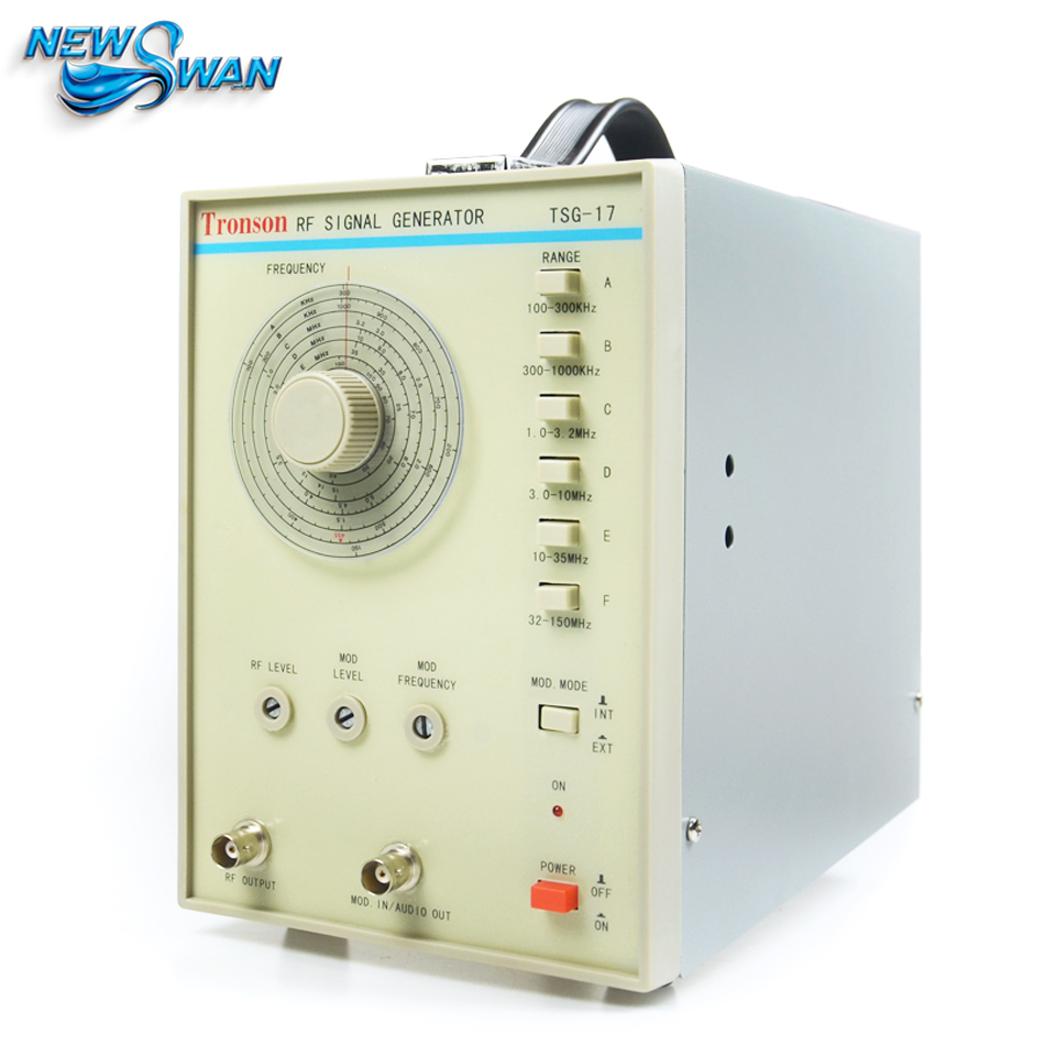 TSG-17 high frequency signal generator 100 KHZ to 150 MHZ signal frequency specializing in the production of wholesale tsg 17 high frequency signal generator 100 khz to 150 mhz signal frequency