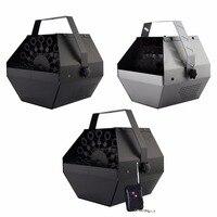 Mini Portable Auto Bubble Machine with Remote Control Electric Bubble Machine for DJ Bar Party Show Wedding Decor dropshipping