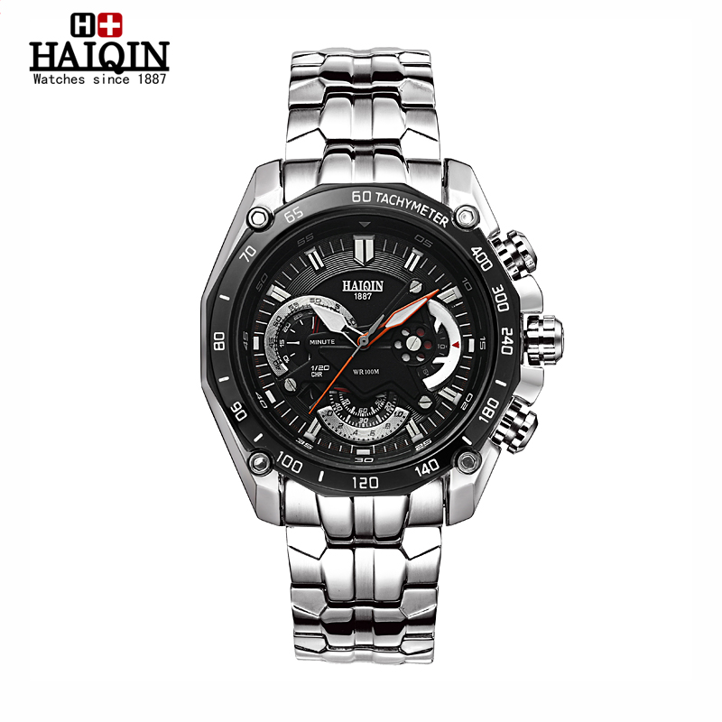 haiqin 2016 new mens mens watches top brand luxury