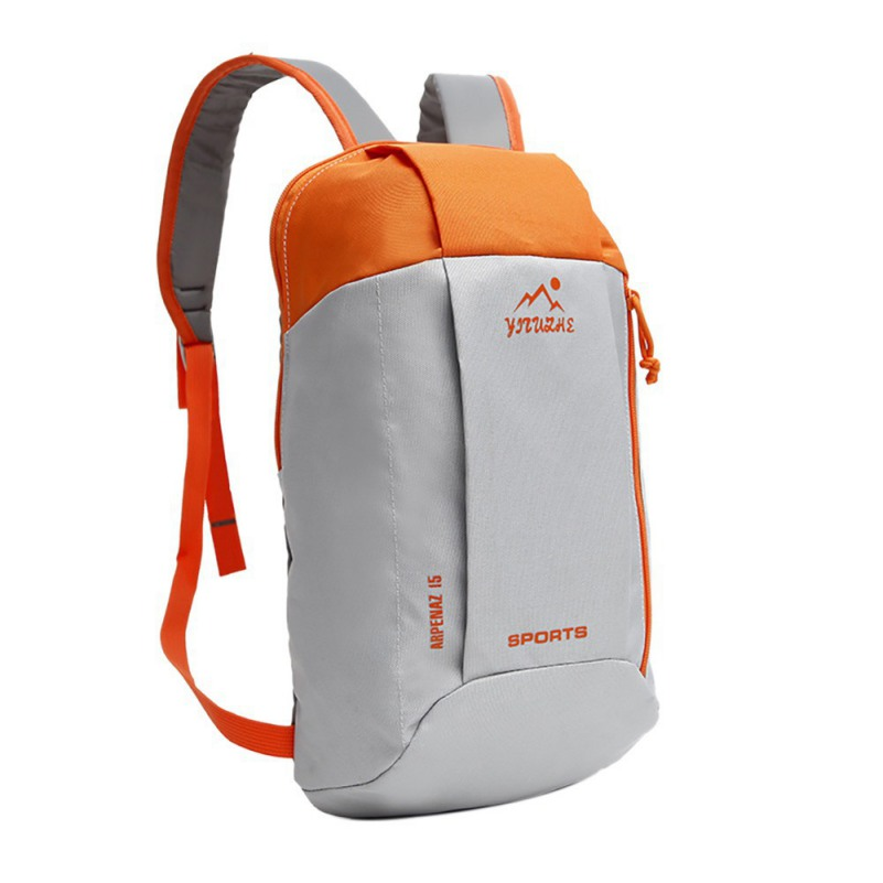 10L Waterproof Nylon Backpack Small Unisex Climbing Bag Urban Daily Backpacks Teenager Boy Girl Day Pack Sport Bag 2017