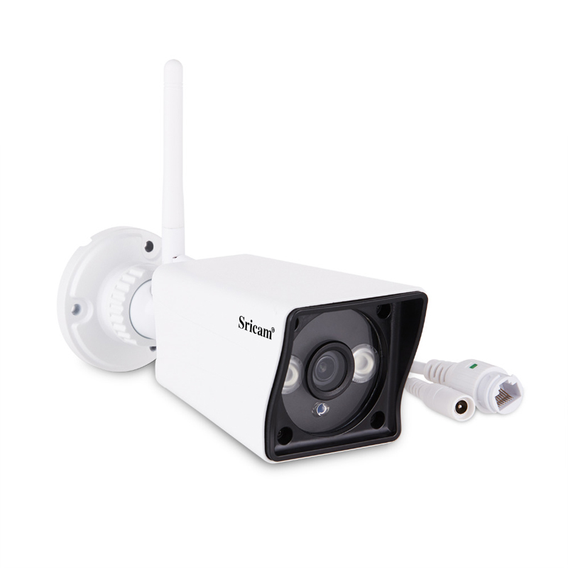 Sricam SP023 2,0 MP Wifi IP Kamera 4X Zoom 1080P Outdoor Wireless ONVIF CCTV Kamera Wasserdichte Sicherheit Video Überwachung kamera