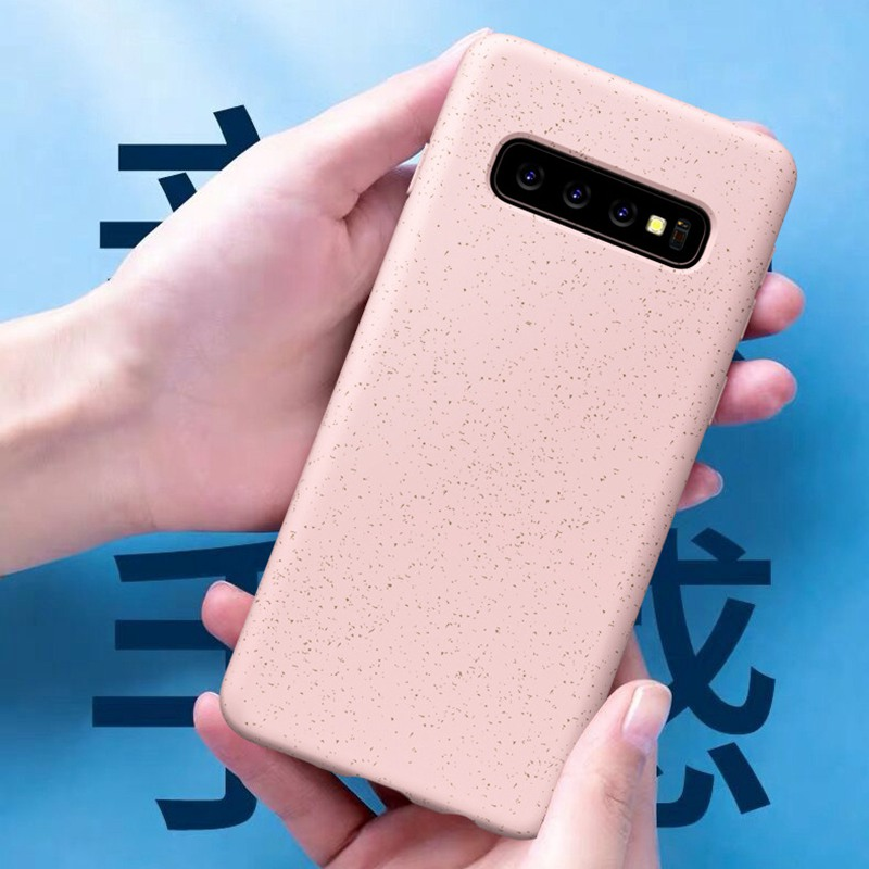 New Cover For Samsung Galaxy S10 Plus Case Soft Silicone Shockproof Case S10 S10E Cover Rubber Gel Coque For Samsung S10 Case