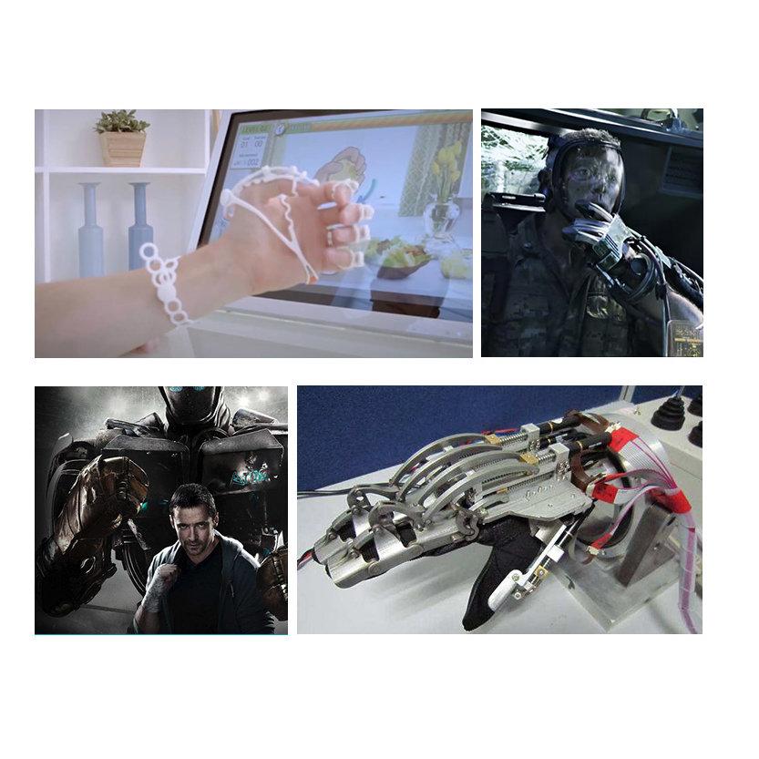 US $415 99 |Gesture Posture Capture System Motion Capture 3D Dynamic VR  Glove Intelligent Glove Robot Finger-in Air Conditioner Parts from Home