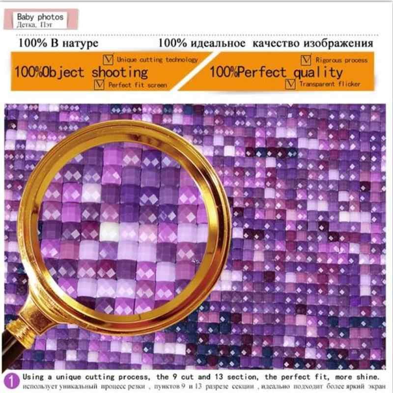 جديد الماس التطريز 5d اليدويه الماس الماس اللوحة عبر غرزة حجر الراين اللوحة القليل القنفذ الحيوانات فسيفساء FC748