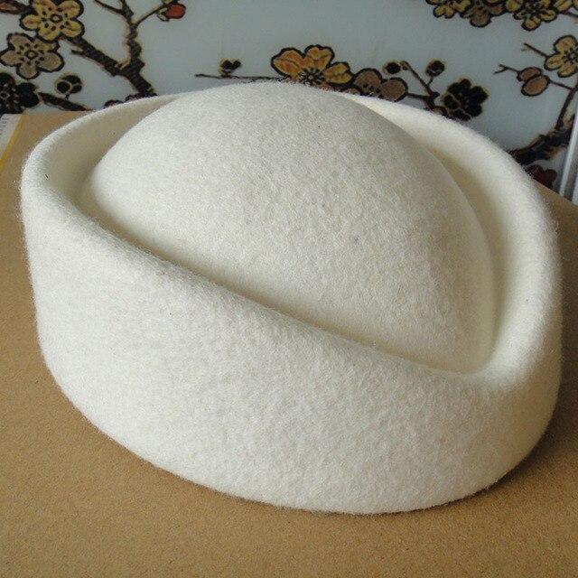 Women Wool Felt Beret Hat...