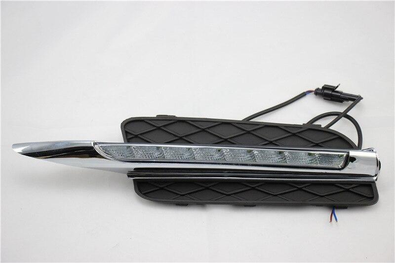 For 07-10 BMW E70 LED Daytime Traffic Lights