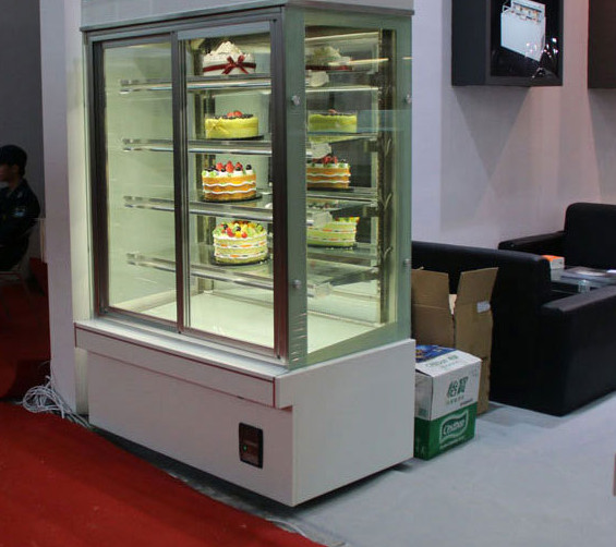 Cake Display Freezer Price