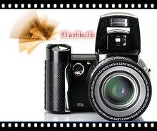 Winait Hot Sale SLR Digital Camera DC-510T Max 16MP Shooting 5.0MP CMOS Foto Camera 2.4″ 640*480 HDV Professional Camcorder