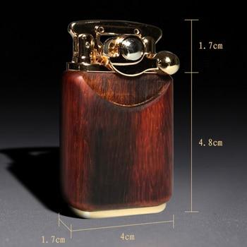 Handmade Flint Kerosene Lighter11