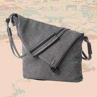 2016 New Personalized Trend Of Retro Male Bag Crossbody Canvas Shoulder Bag Boys Diagonal Leisure Bag
